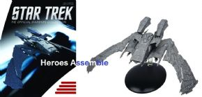 Star Trek Official Starships Collection Scimitar Special Eaglemoss